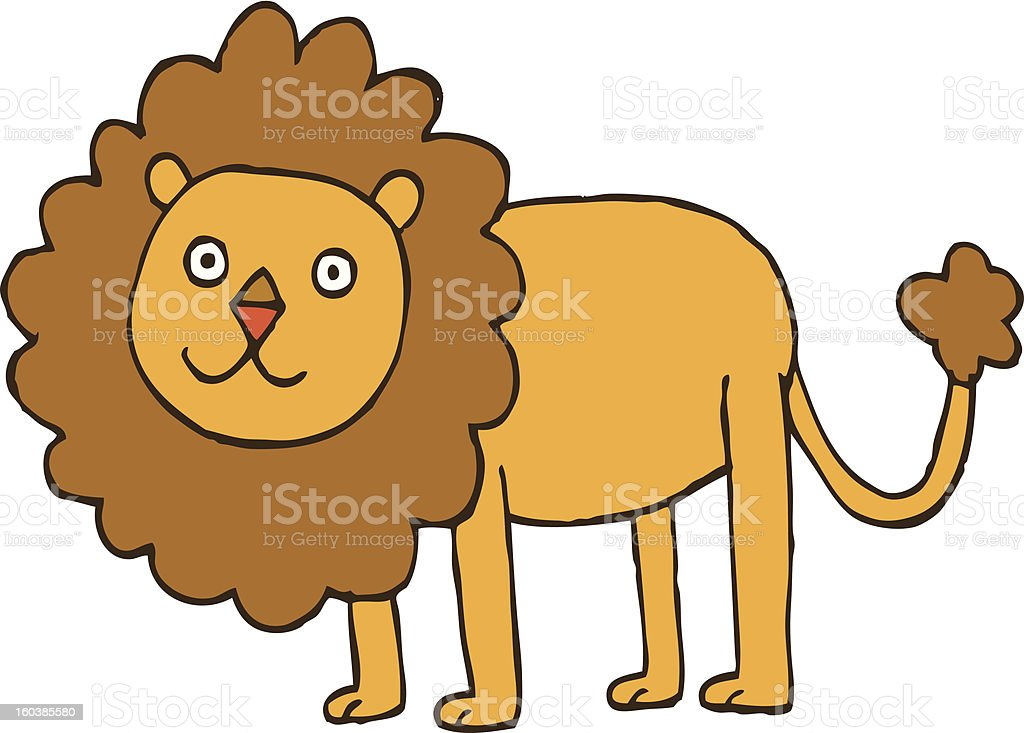 Lion royalty-free lion stock vector art & more images of african culture