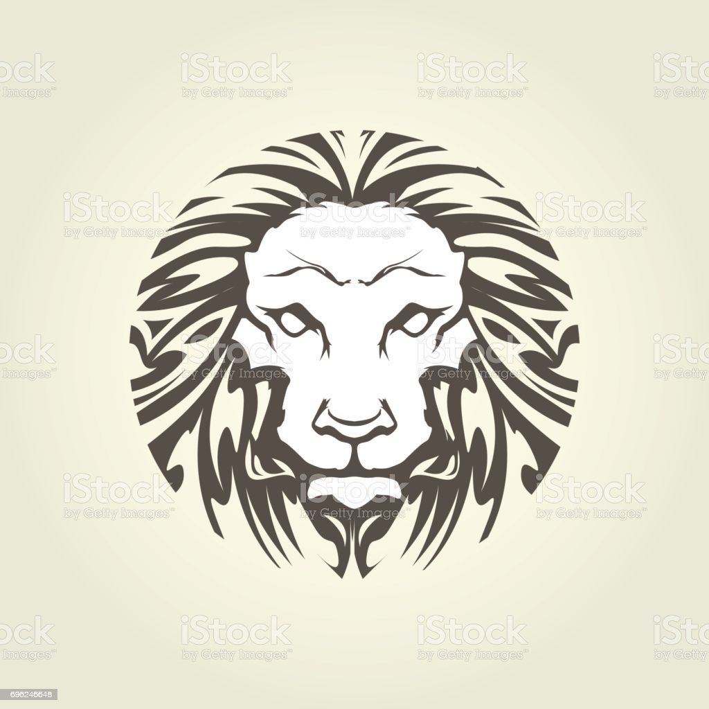 Lions Head In Tattoo Style Muzzle Front View Stock Illustration Download Image Now Istock These awesome lion tattoos range from the bold to the badass. lions head in tattoo style muzzle front view stock illustration download image now istock