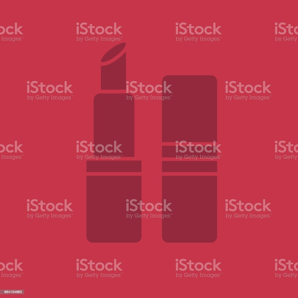 Lipstick icon royalty-free lipstick icon stock vector art & more images of adult
