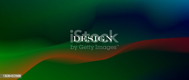 istock Liquid effects,Blend gradient flowing colors ribbon,Abstract Backgrounds 1308452568