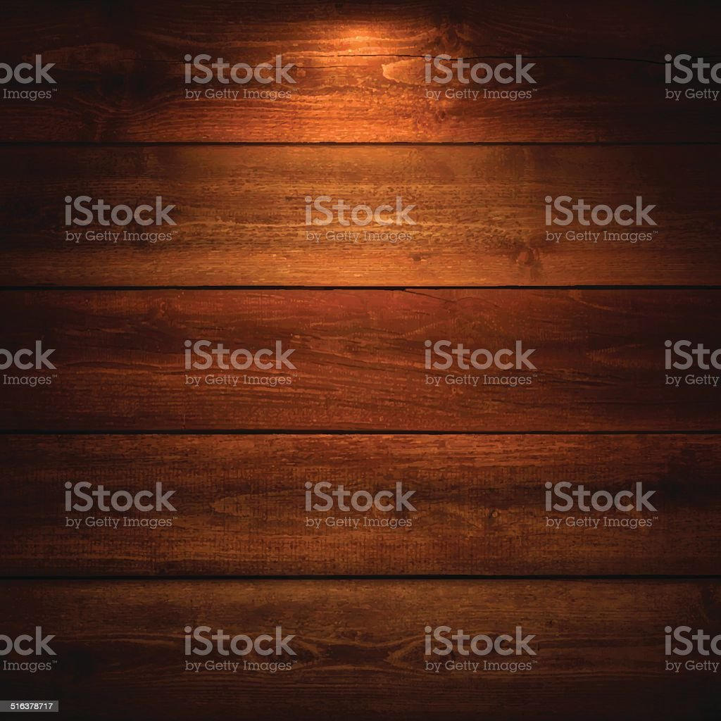 Lit Wooden Background royalty-free lit wooden background stock vector art & more images of abstract
