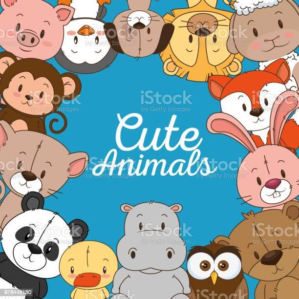 Little and cute animals group vector id978445180?b=1&k=6&m=978445180&s=612x612&h=twqjhbozx2gvflk6x5hluxunwxd  d hem 7gkvwnym=