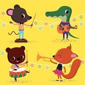 Little Animals Orchestra.