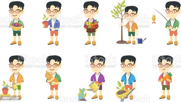 Little asian boy vector illustrations set vector id868349268?b=1&k=6&m=868349268&s=612x612&h=o3izrsstjkvoe6nzbylmiev ybq zg6r wyz7 gv7n0=