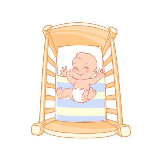 Baby Sheets Illustrations, Royalty-Free Vector Graphics ...