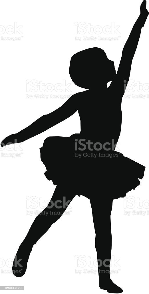 Little Ballerina royalty-free little ballerina stock vector art & more images of ballet