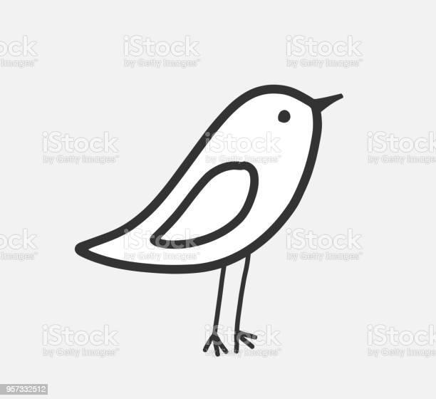 Little bird icon vector id957332512?b=1&k=6&m=957332512&s=612x612&h=2azwpvykfgwxyv131vmmrc0ov878i4twb3khvdgnj84=