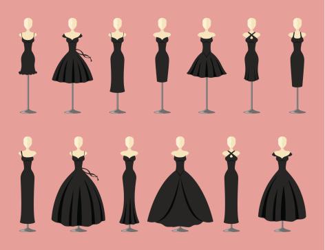 Little Black Dresses - incl. jpeg