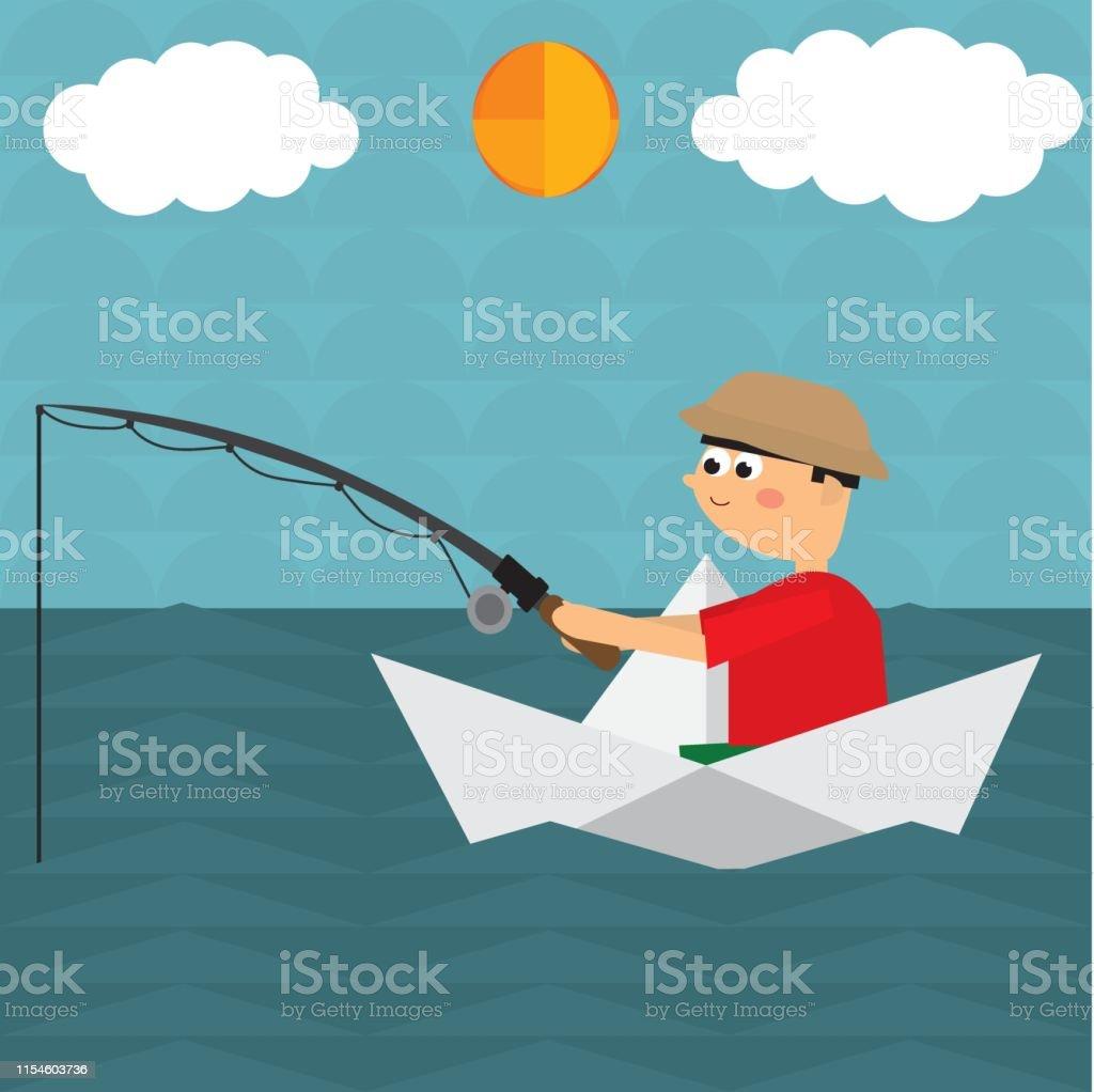 fishing, sea, boy, kid, catch