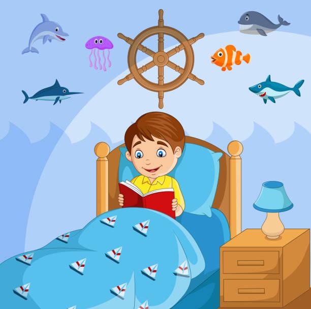 Sleeping Dolphin Illustrations, Royalty-Free Vector