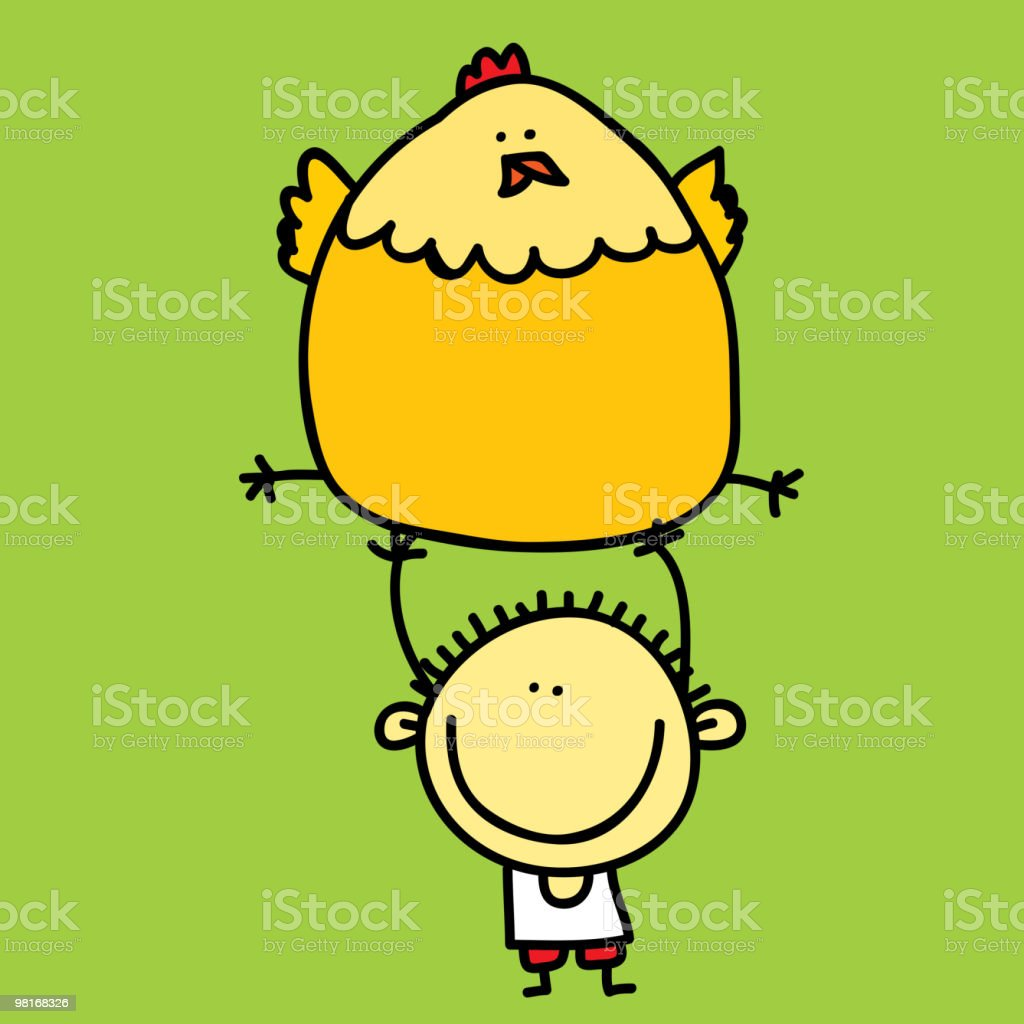 Little boy royalty-free little boy stock vector art & more images of animal