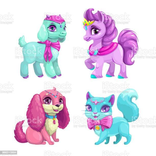 Little cute pets icons set vector id866310694?b=1&k=6&m=866310694&s=612x612&h=cofuaaozjijqswcnlfb svh08sdmoyyjxlyokx21o0u=