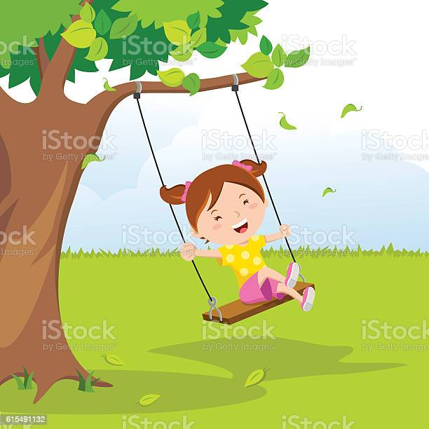 Little girl on swing under a tree vector id615491132?b=1&k=6&m=615491132&s=612x612&h=pj k75p0fpck y6z gsh0umkq5sk3wmk4zqpfylnp3k=