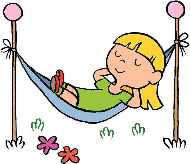 Hammock Clip Art, Vector Images & Illustrations - iStock