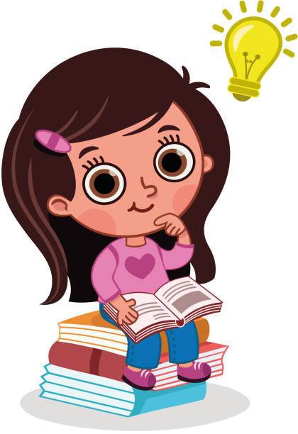 Top 60 Girl Thinking Clip Art, Vector Graphics and ...