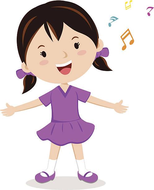 Best Girl Singing Illustrations, Royalty-Free Vector Graphics & Clip Art - iStock