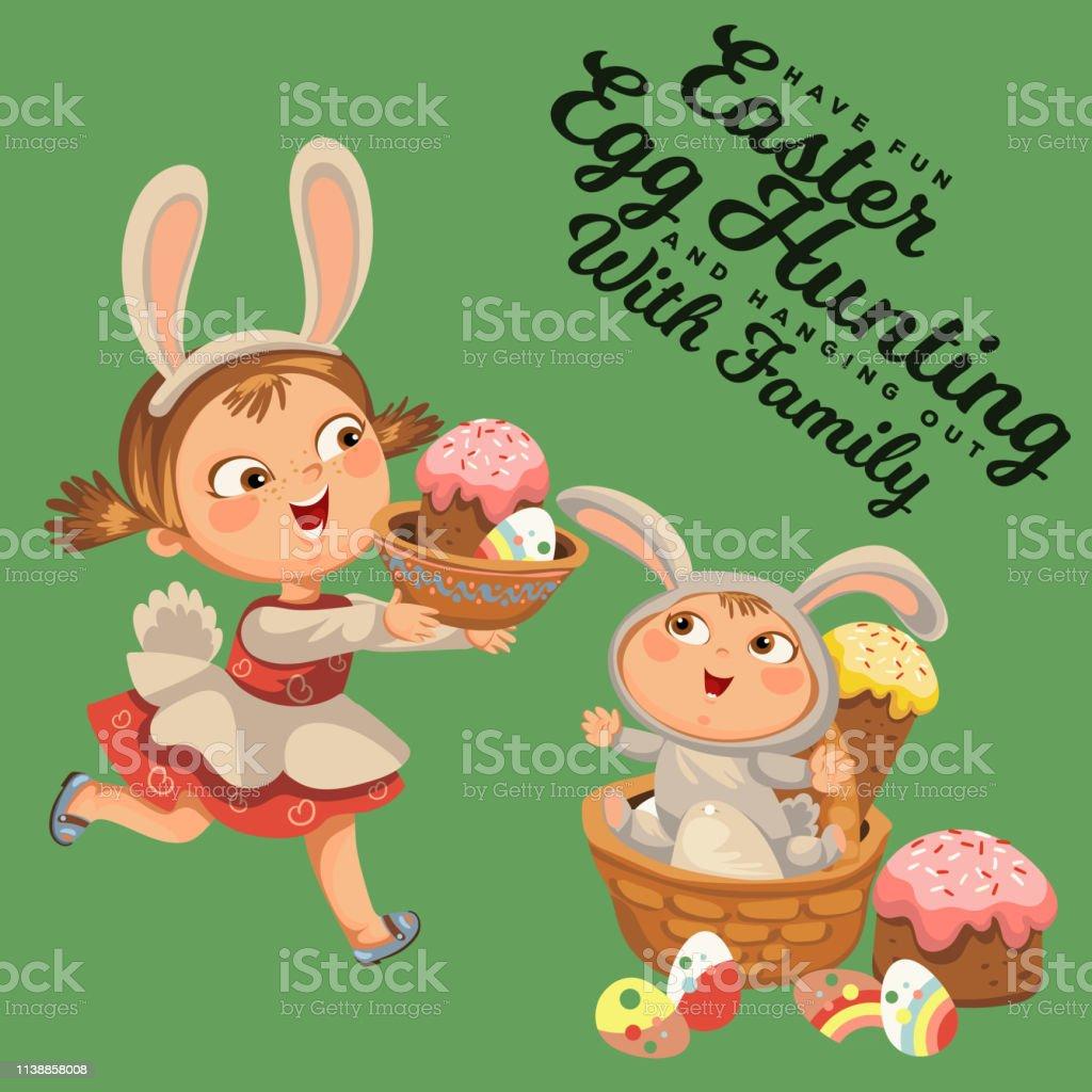 Little Spring Bunny Costume