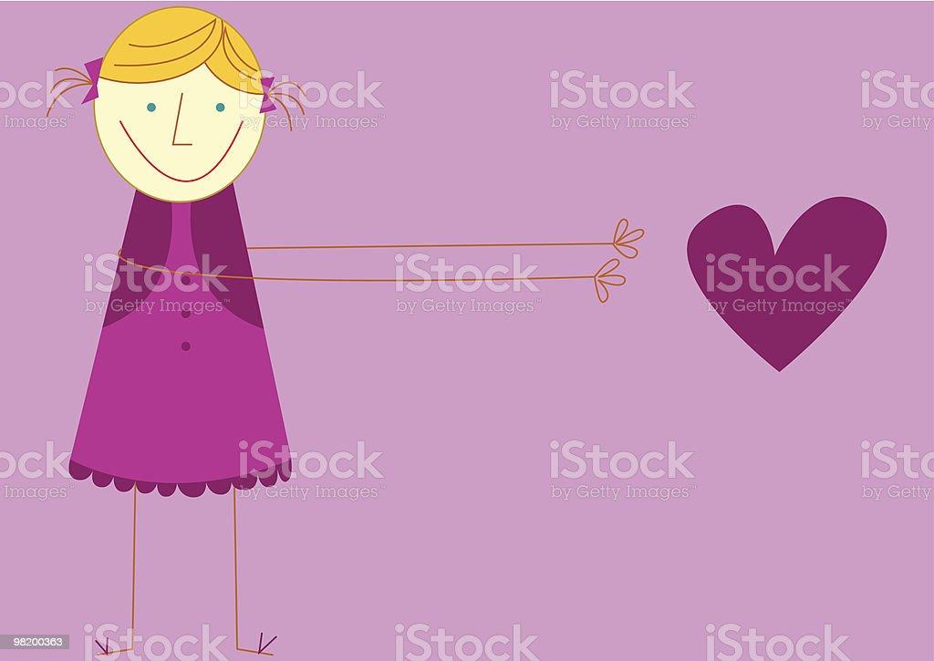 little girl royalty-free little girl stock vector art & more images of adult