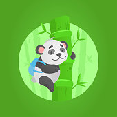 Little panda travel