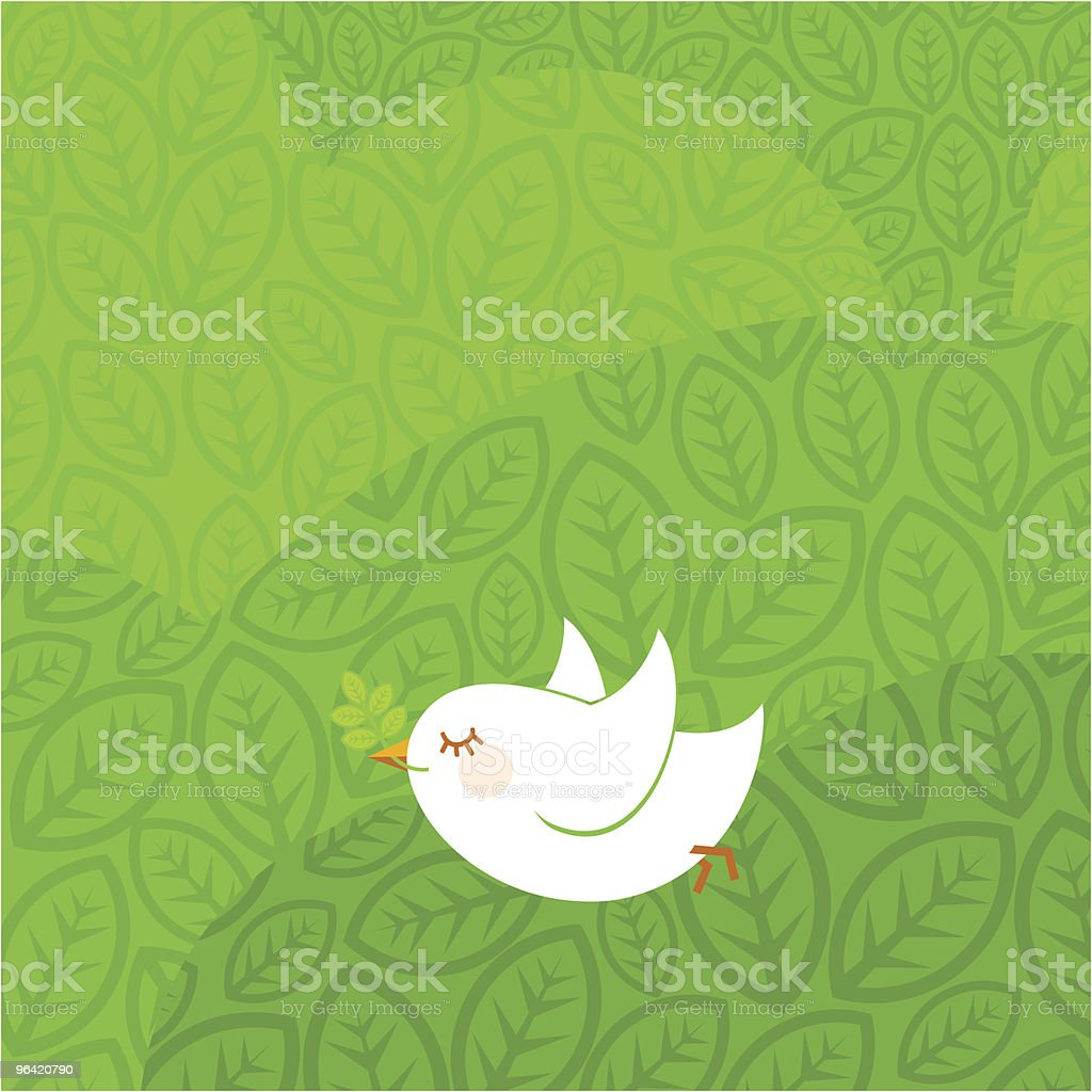 Little peace dove royalty-free little peace dove stock vector art & more images of animal body part