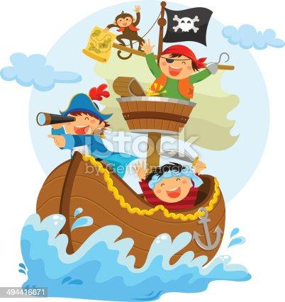 istock little pirates 494416671
