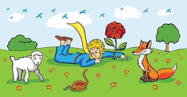 little prince und zeichen umfassen - prince stock-grafiken, -clipart, -cartoons und -symbole
