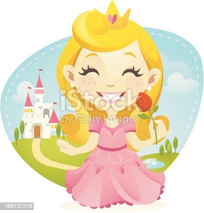 istock Little Princess 165737216