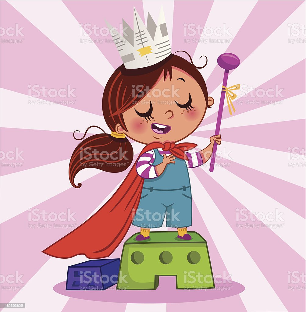 royalty free child acting clip art vector images illustrations rh istockphoto com active clip art acting faces clipart