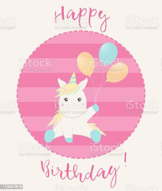 Little unicorn with balloons in round pink frame vector id1135813618?b=1&k=6&m=1135813618&s=612x612&h=hn08kouwjqjznk2veyxdyu2fet5le8nv0sp50nmyhme=