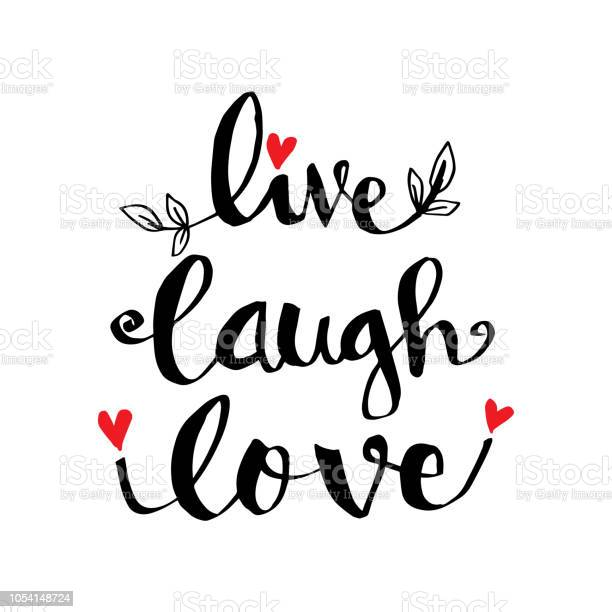 Live Laugh Love Free Vector Art - (4 Free Downloads)
