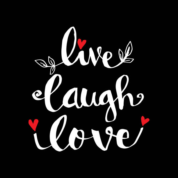 Download Best Background Of The Live Laugh Love Illustrations ...