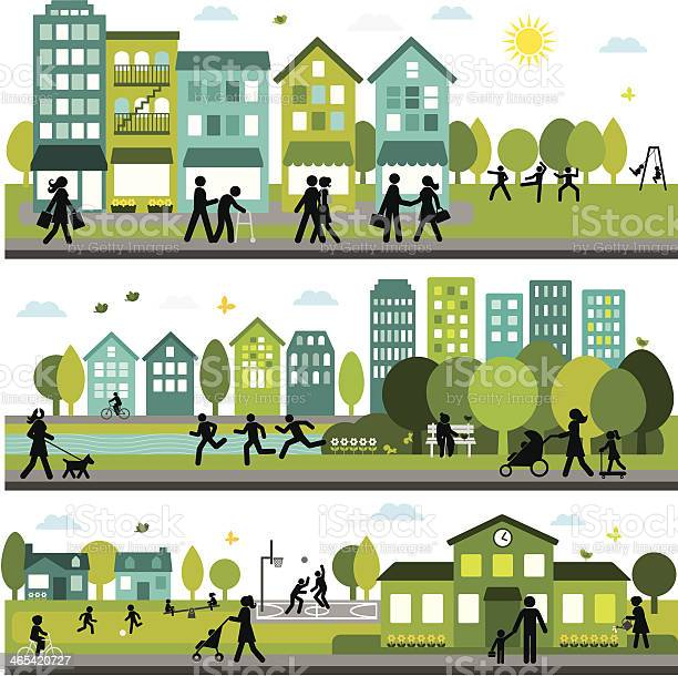 Lively and active city vector id465420727?b=1&k=6&m=465420727&s=612x612&h=oazxmgnml6ohvpbzwgrzap jozrgz2hxcnqgahmnbge=