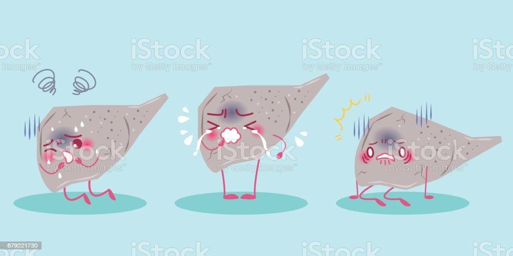 liver with health concept liver with health concept – cliparts vectoriels et plus d'images de alcool libre de droits