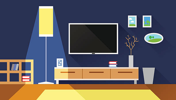 Royalty Free Tv Clip Art, Vector Images & Illustrations