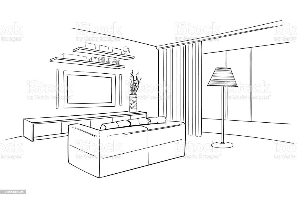 rum och interiör
