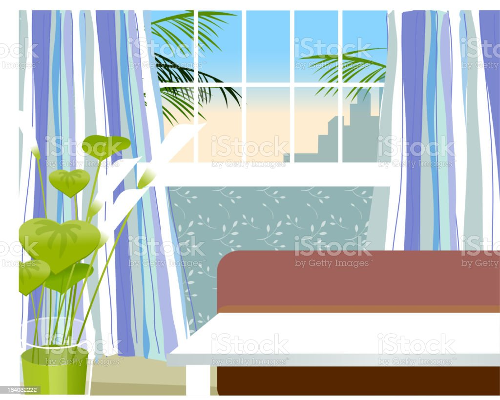 Living room interior royalty-free living room interior stock vector art & more images of absence