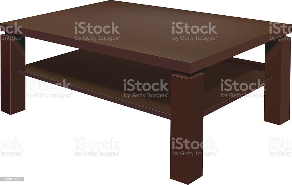 royalty free coffee table clip art vector images illustrations rh istockphoto com table clipart top view table clipart images