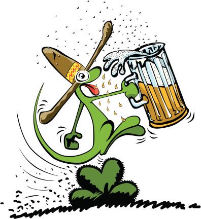 Lizard Beer