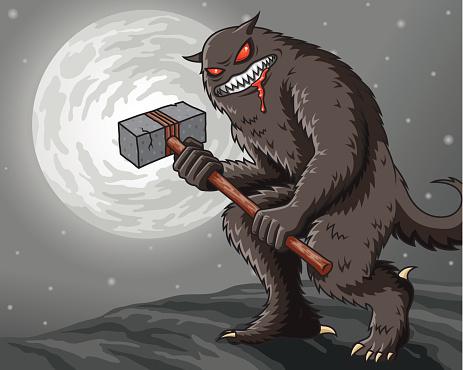 Lobo by Night