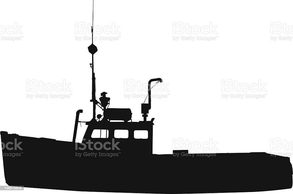Lobster Fishing Boat Stock Illustration Download Image Now Istock