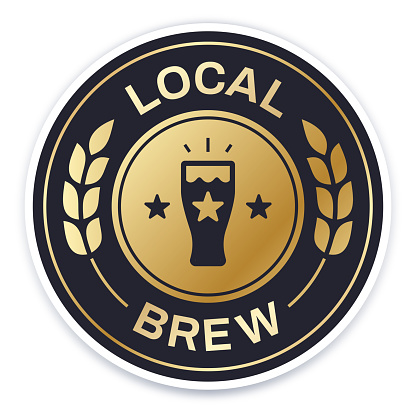 Local Brew Badge