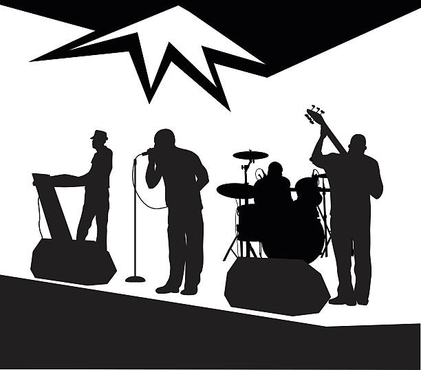 Best Keyboard Player Illustrations, Royalty-Free Vector ...
