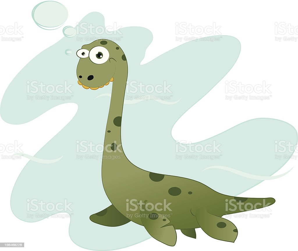 Loch Ness Monster royalty-free loch ness monster stock vector art & more images of ancient