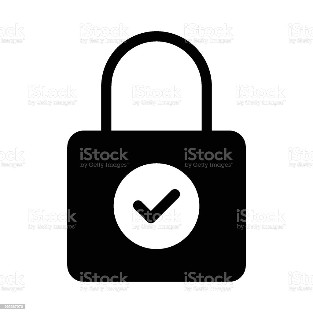 lock royalty-free lock stock vector art & more images of abstract