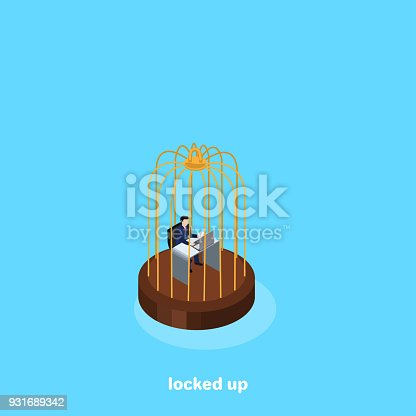 Locked Up Stock Vector Art & More Images of Achievement | iStock
