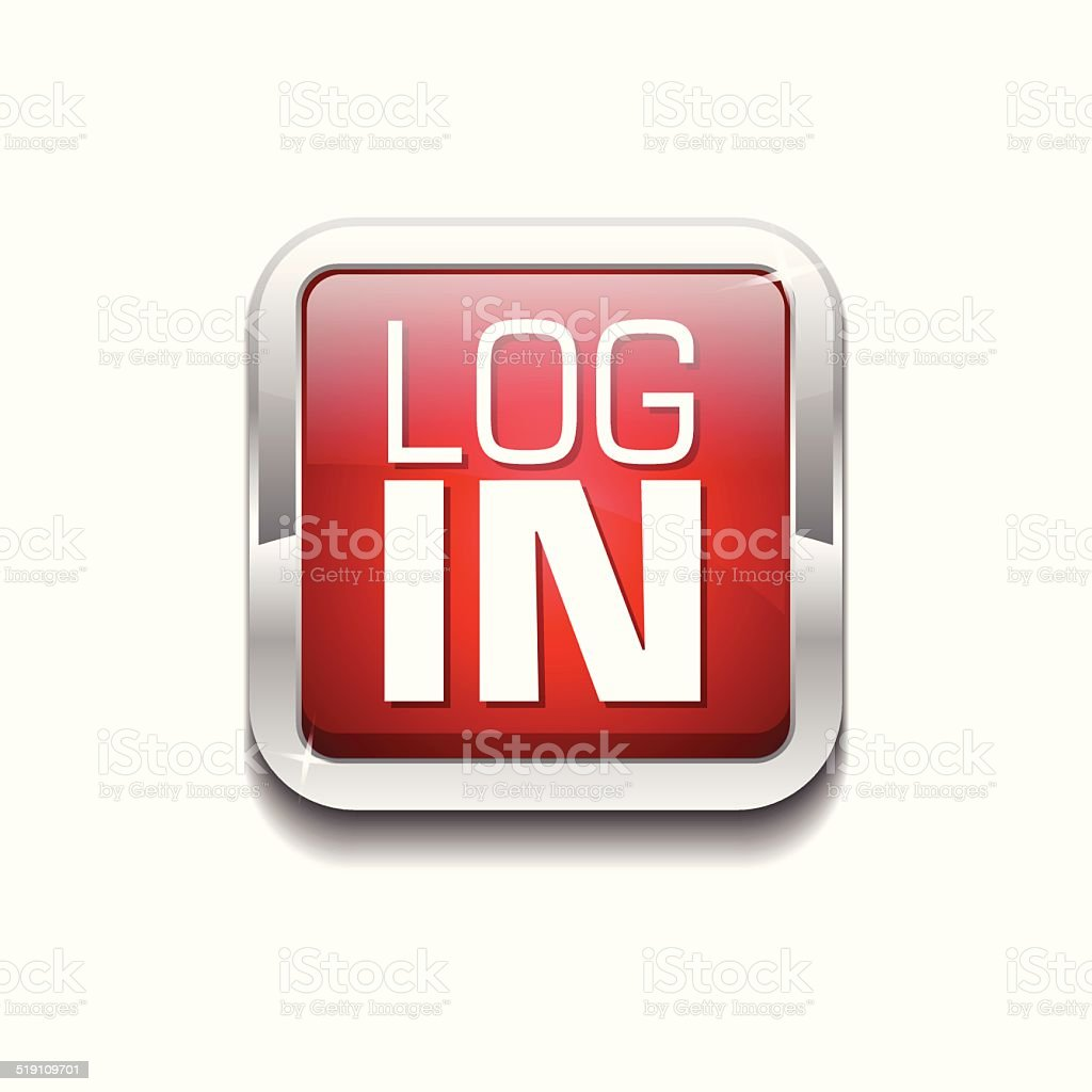log in red vector icon button stock vector art 519109701 istock rh istockphoto com RedVector CBRE RedVector CBRE