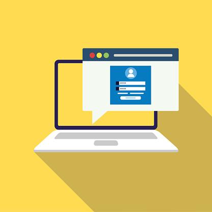 Voter Registration, Internet, Form - Document, Profile View, Log On