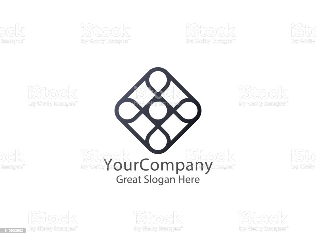 ansluta logo typen