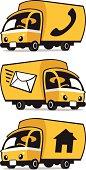 logistic trucks