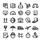 Logistics Icons - Smart Series